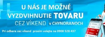 Predaj membránových dúchadiel do ČOV cez víkend